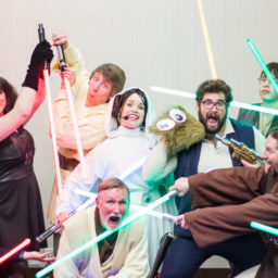 Star Wars Rock Opera at LTUE 2017